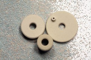 steatite ceramic washers