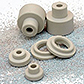 Steatite Ceramic Shoulder Bushings